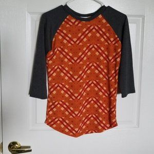 LulaRoe Randy-T top XXS